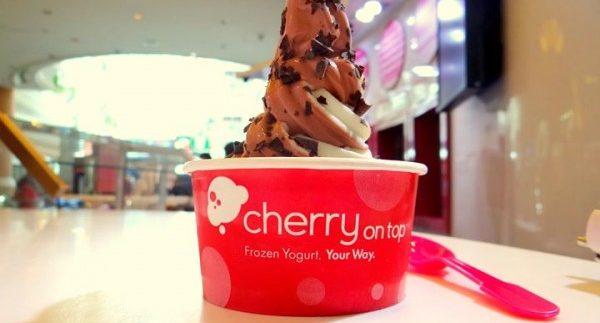 Cherry On Top: Fro-Yo & Cupcakes in Maadi