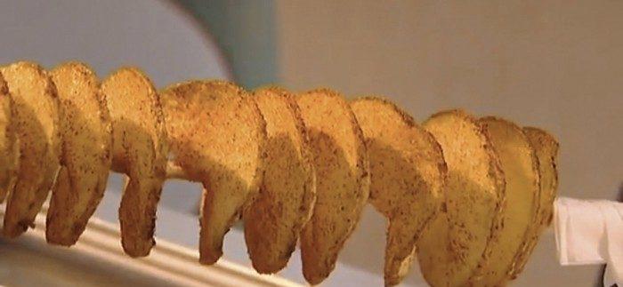 Chipstix: Fried Potato Snacks at Downtown Katameya Mall, New Cairo