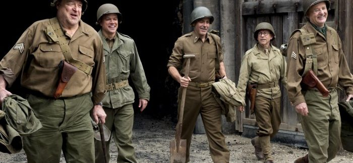 The Monuments Men: Clooney-Led WWII Comedy-Drama