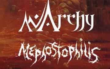 حفل ميتال لـ Anarchy & Mephostophilis في ساقية الصاوي