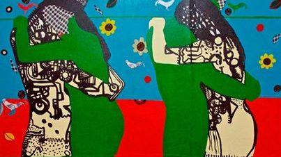 معرض حكايات سندريلا في جاليري المشربية