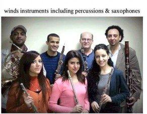 حفل موسيقى الحجرة في دار الأوبرا المصرية