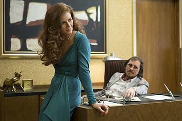 American Hustle: فيلم رائع عن النصب والاحتيال