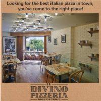 Il Divino: Chic Pizzeria in Zamalek