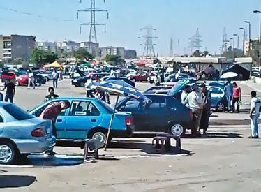دليل كايرو 360 للبيع والشراء فى سوق السيارات بالقاهرة