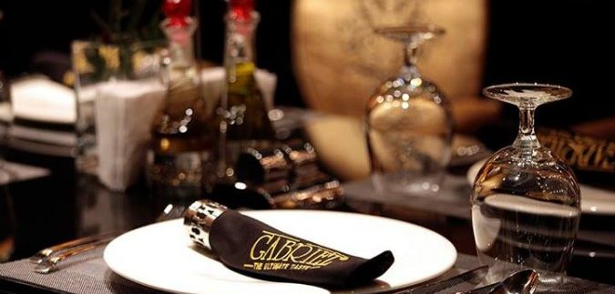 Gabriel: Chic Italian Restaurant in Mohandiseen