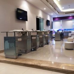 Nail Fashion: Flashy Salon at Downtown Katameya Mall, New Cairo