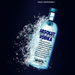 Absolut Vodka: A Spirit in More Ways Than One