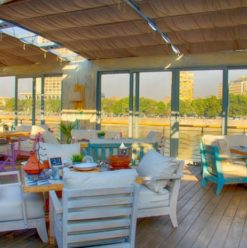 The Lemon Tree & Co: Laidback Nile-Side Bar in Zamalek