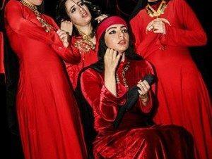 مسرحية الأفاعي في ساقية الصاوي