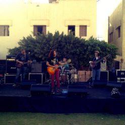 شيرين عمرو في تياترو إسكندرية