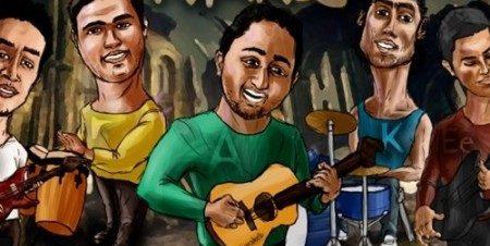 فرقة كراكيب – X في ساقية الصاوي