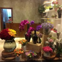 Flower Power: Stunning Flowers, Disappointing Shop at Downtown Katameya Mall