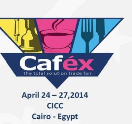 Caféx: Total Solutions Trade Fair for Egypt's Growing Food Industry