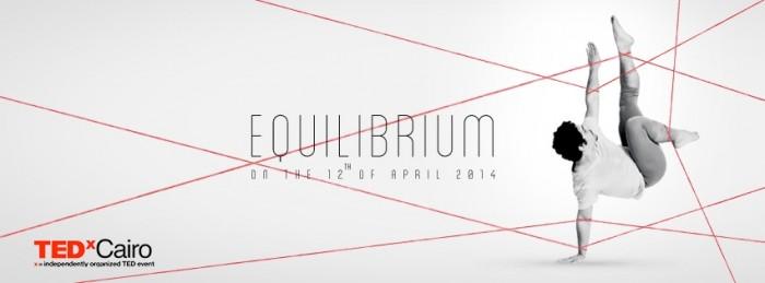 TEDxCairo EQUILIBRIUM: Egypt's Best & Brightest at AUC New Cairo