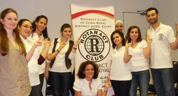 روتراكت: واحد من أهم منظمات العمل العام فى القاهرة