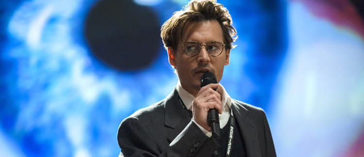 Transcendence: Depp Disappoints in Sci-Fi Flick