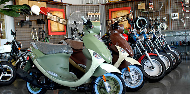 Motolife: Easy, Breezy Scooter-Shopping in Heliopolis