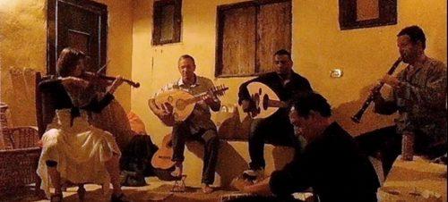 حفل فرقة إيجيبادور بساقية الصاوى