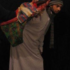 عرض أراجوز وخيال الظل بقصر الأمير طاز