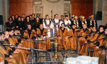 حفل روائع الإنشاد الصوفي بالسحيمي