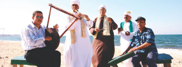 حفل فرقة الطنبورة بمسرح الضمة