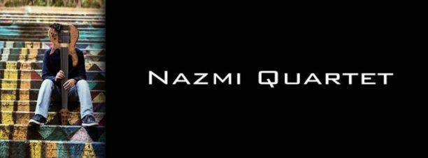 حفل Nazmi Quartet بكايرو جاز كلوب