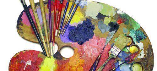 معرض الفنان ربيع توفيق البكري بساقية الصاوي