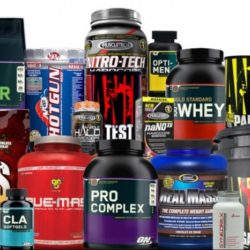 Al Gerby Supplement Store
