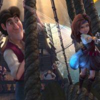 The Pirate Fairy: فيلم أنيميشن محفوظ