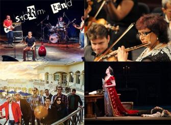 دليل أحداث نهاية الأسبوع: أوبرا توسكا وفرقة بساطة وعرض صح النوم ومعارض فنية