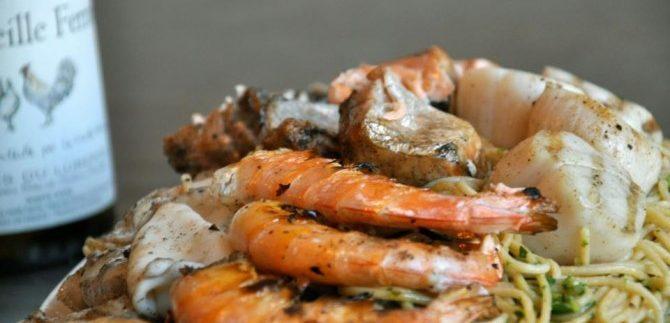 مراسي: مطعم راقي للمأكولات البحرية في زهراء المعادي