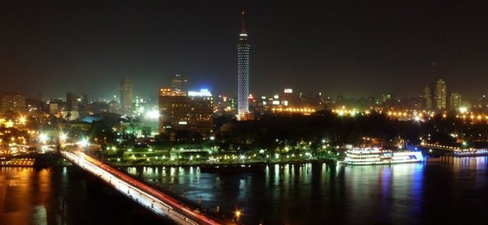 Cairo Weekend Guide: Maii & Zeid, Summer gate 2014, CRUSH & More!
