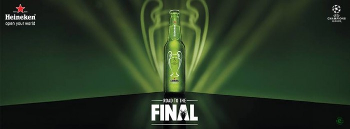 Heineken Soccer Bar's Champions League Finale in Cairo