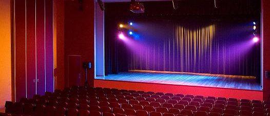 ورشة إضاءة مسرح بآرت اللوا