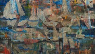 معرض الفنان الفرنسي جولو بفندق الفينواز