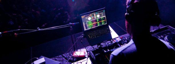 حفل موسيقى إلكترونية بكايرو جاز كلوب