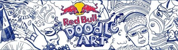 نهائي مسابقة Red Bull Doodle Art Egypt  بأيه بي أن جي وورلد