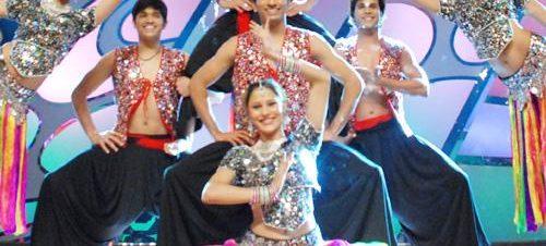 ورشة رقص هندي بميزان