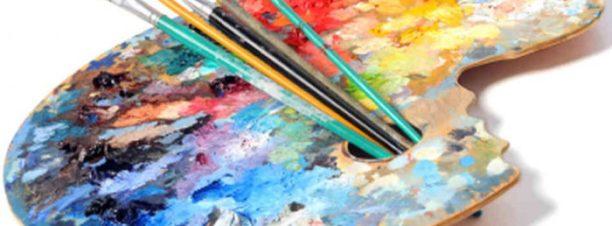 """معرض """"نبضات لونية"""" للفنانة حنان غانم بآرت كورنر"""