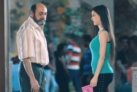 بنت من دار السلام: الفيلم الأزمة
