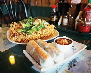 الركن الآسيوي: أكلات صينية وهندية وسوشي في مصر الجديدة