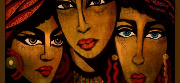 Art Corner: 'Colourful Passion' by Hanan Ghanem