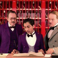The Grand Budapest Hotel: البطولة للسيناريو