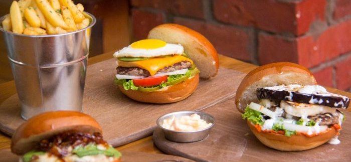Burgerque: New Gourmet Burger Contender in Maadi