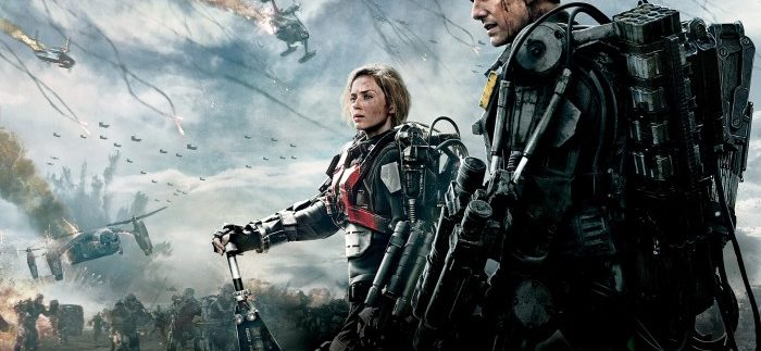 Edge of Tomorrow: Solid Action Performance by Cruise