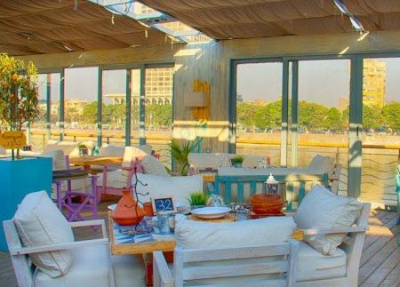Cairo 360 Editor's Choice Awards 2014: 'Lounging Around' Awards
