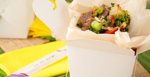 Wok and Walk: Chinese Takeout in Maadi