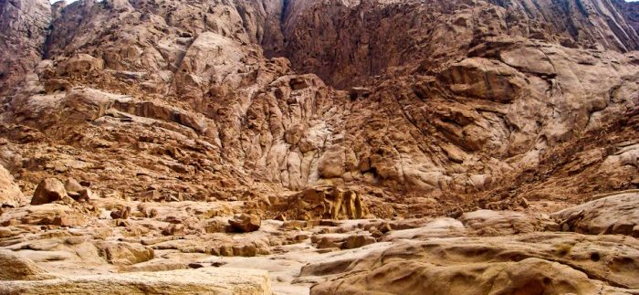 Mount Sinai: Red Sea Coast Adventure
