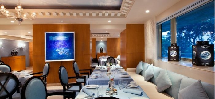 Win! Fetar for Two at Kempinski Nile Hotel's Blue Restaurant